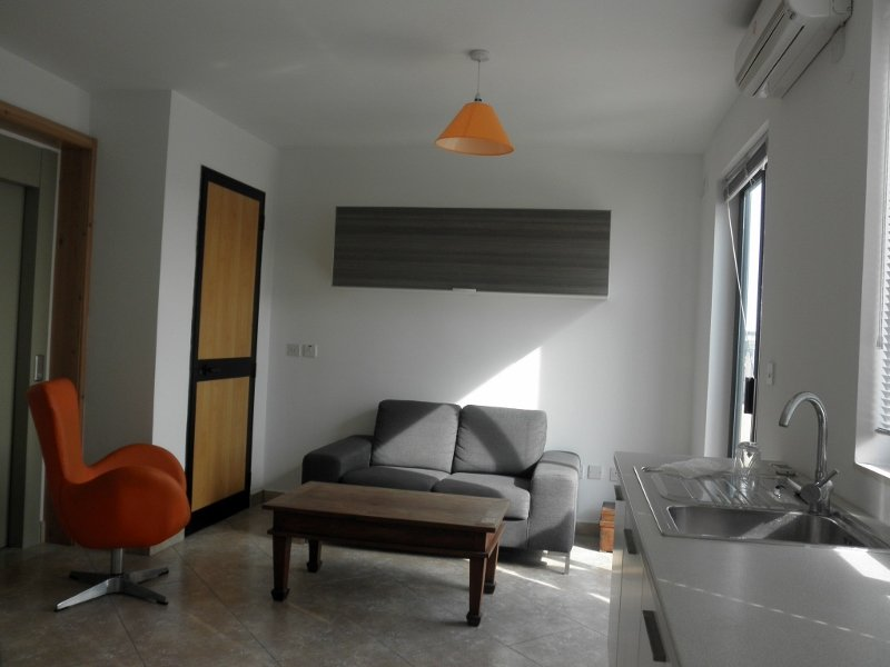 long let penthouse in Gzira