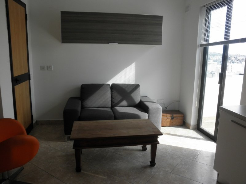 rental penthouse in Gzira