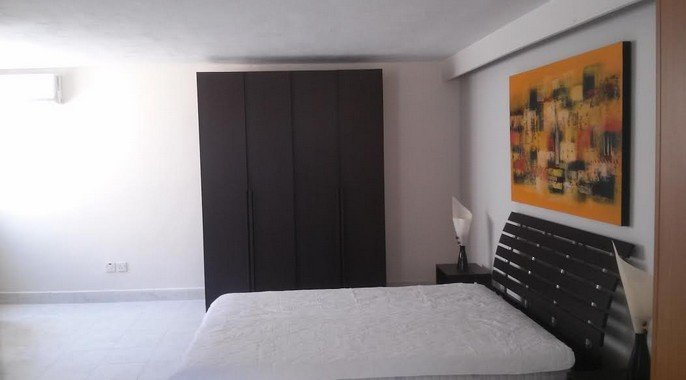 fully air conditioned bedroom rent in Malta