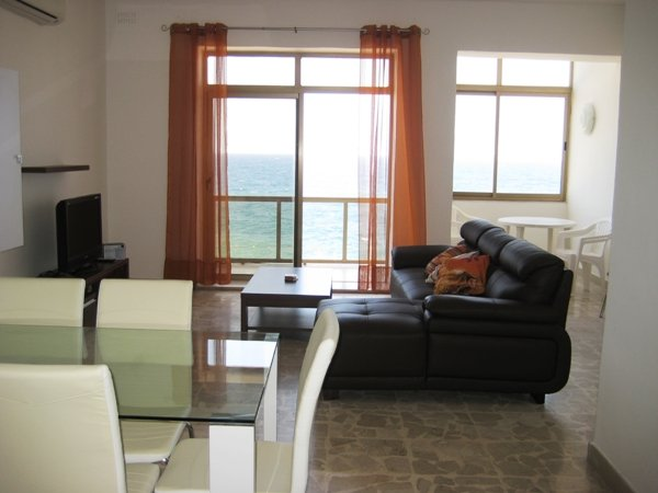 living room in malta properties