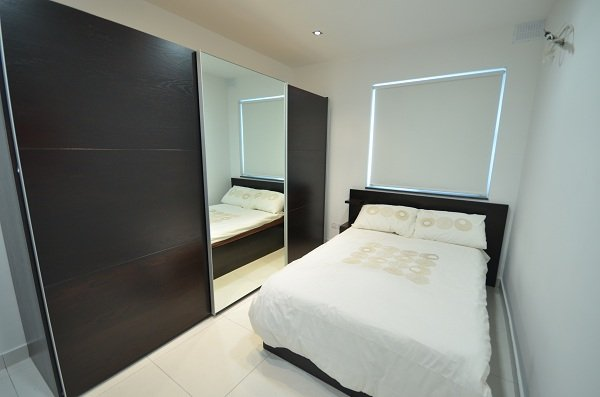 bedroom in rental properties