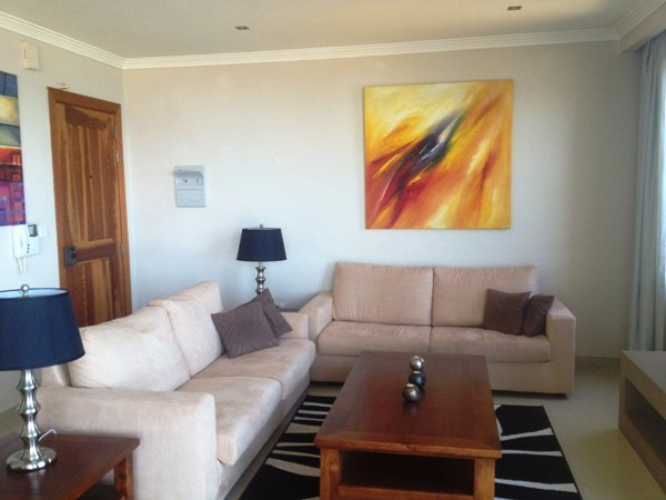 living room in Sliema to let