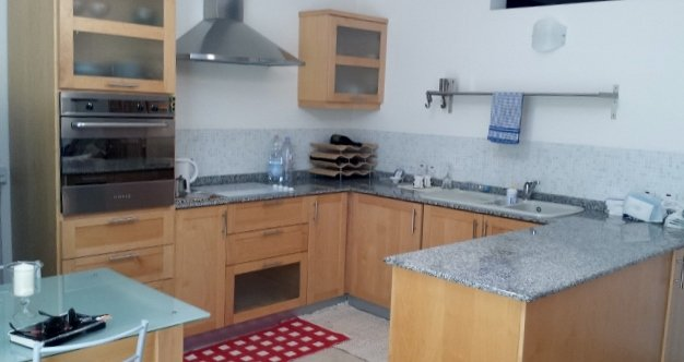 Lovely kitchen apartment for sale in Portomaso