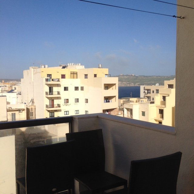 1 Bedrooms Apartments For Rent: Bugibba Property For Rent: 1 Bedroom Apartment
