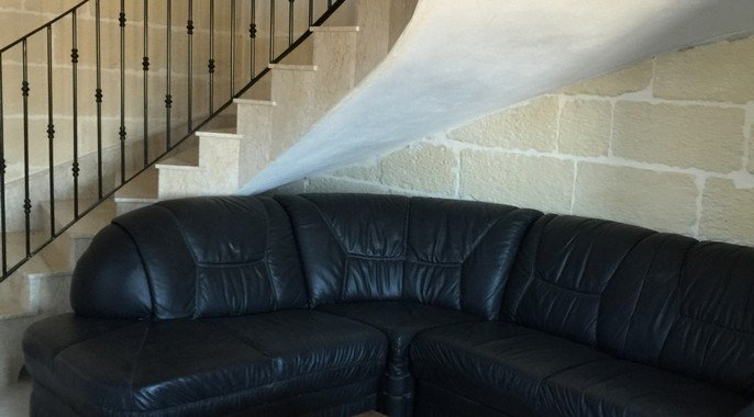 couch in gozo property