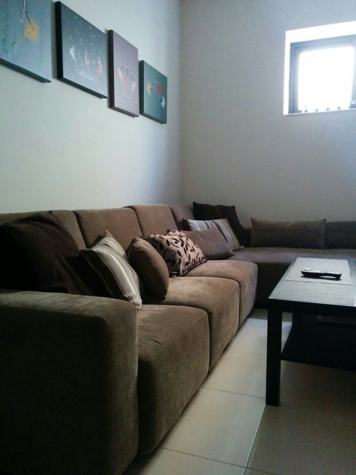 Sofa rent flat in Malta
