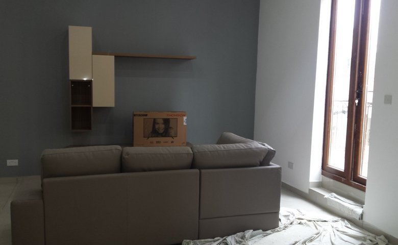 homes malta furnished flat to let