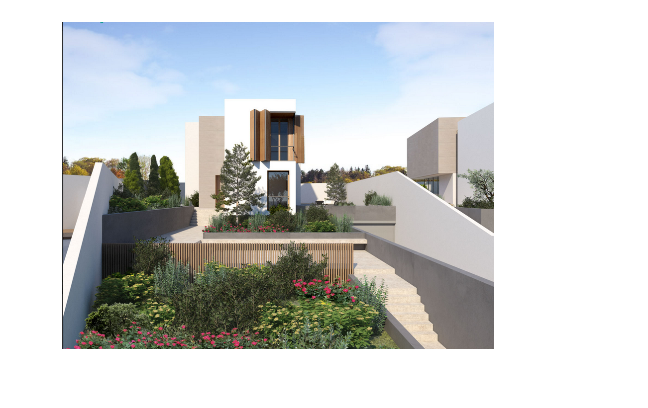 villas for sale in malta: Villa with garden