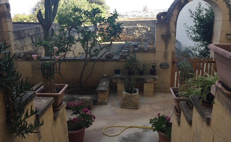 Gozo property for sale: Garden with trees