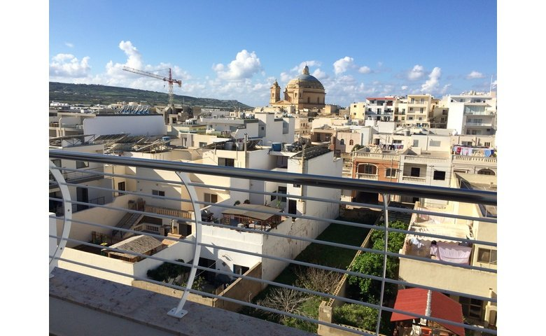 homes malta furnished penthouse