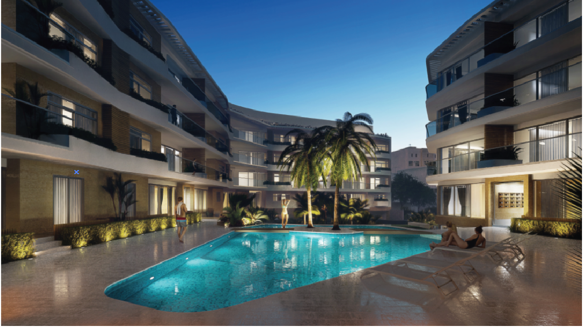 apartments for sale malta: Pool