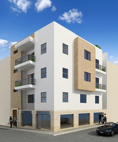 Rockside Place Apartments: Property Malta: Apartments In Siggiewi With 3 Bedrooms For