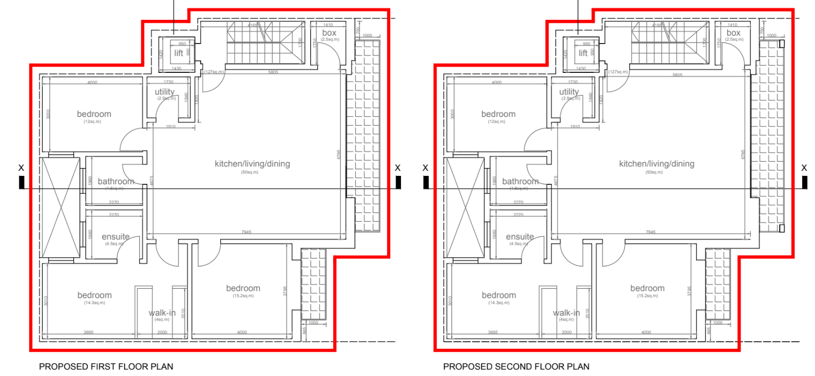 malta property: Plans