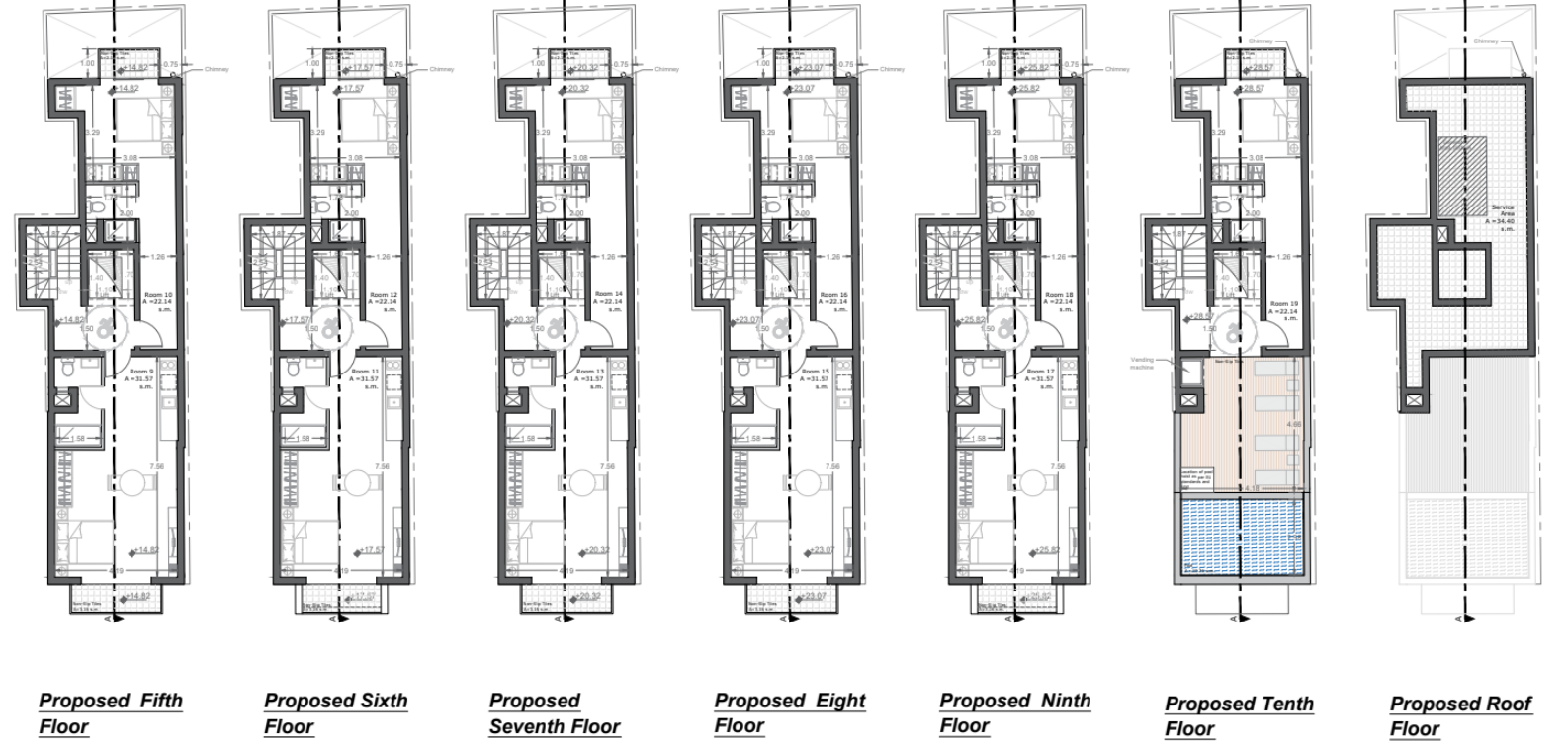 Commercial property Malta: Plans