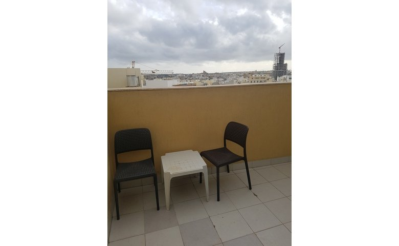 malta property for rent penthouse