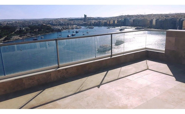housing in malta penthouse to rent