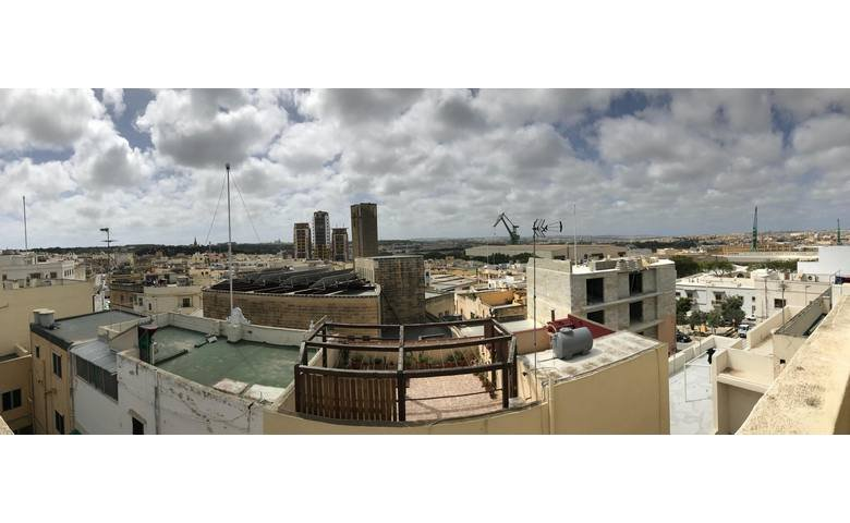 housing in malta paola penthouse