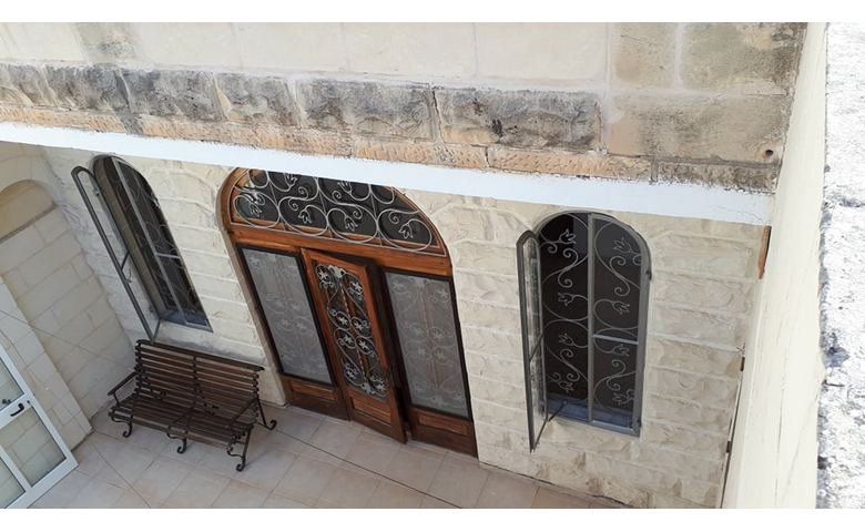malta real estate furnished house with garden