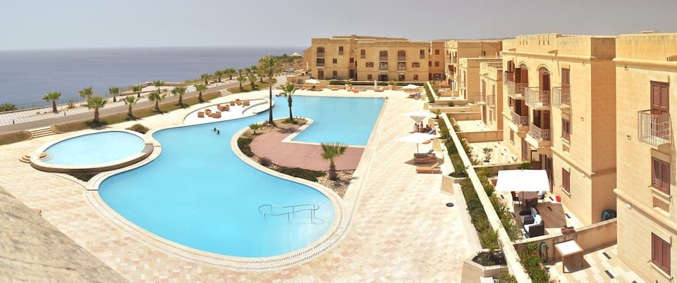 Gozo property for rent: Apartment in Fort Chambray   Malta ...