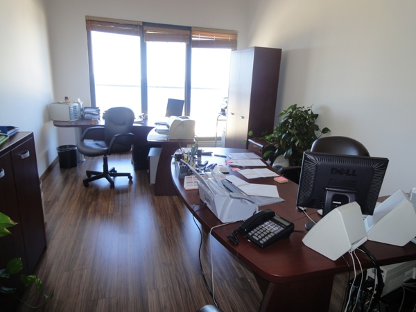 New 85 square metre office in Portomaso, St.Julians