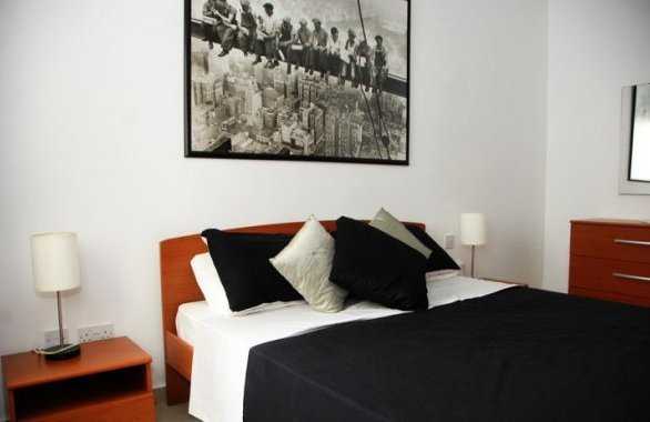 First bedroom in Gzira