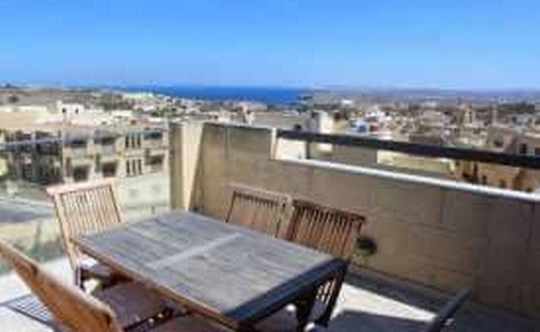 Gozo real estate: View