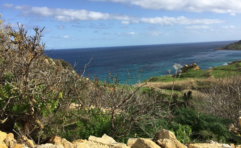 Gozo property: Views