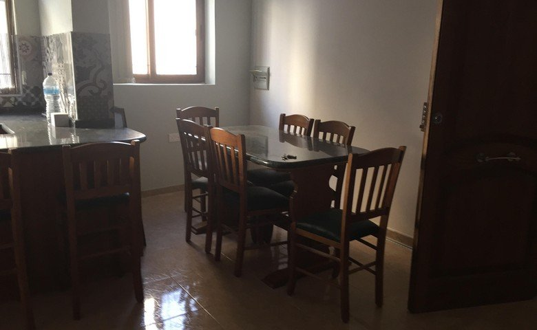 Gozo property: Dining room