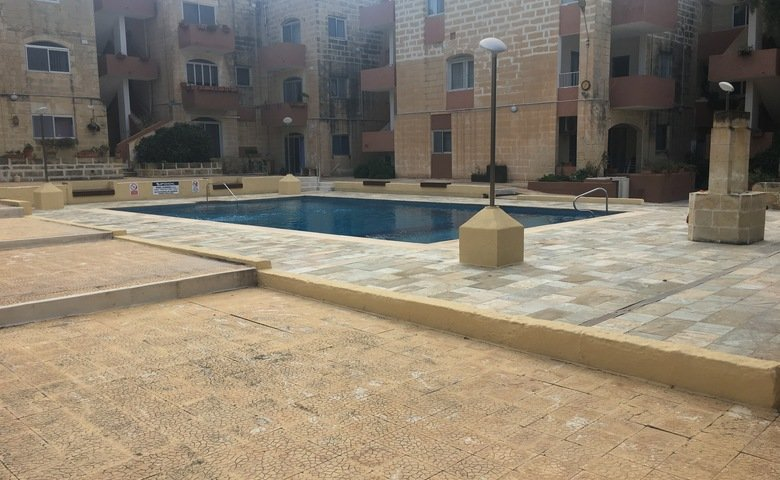 malta real estate maisonette to let in qawra