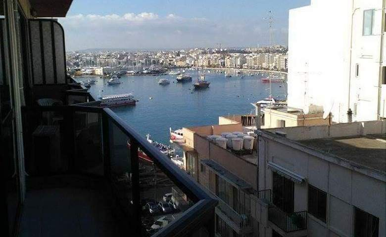 apartments for rent in malta flat sliema