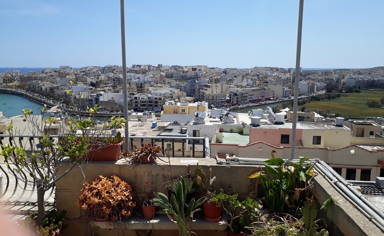 real estate malta maisonette for rent