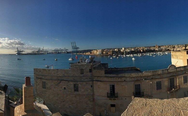 Penthouses for sale in Malta: Sea views