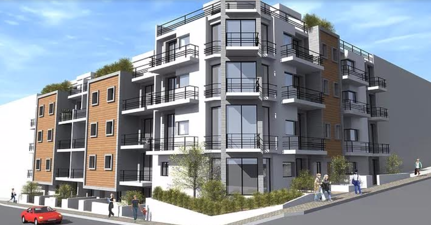 Gozo real estate: New block of apartments