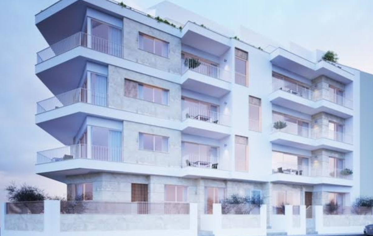 real estate in malta: New block