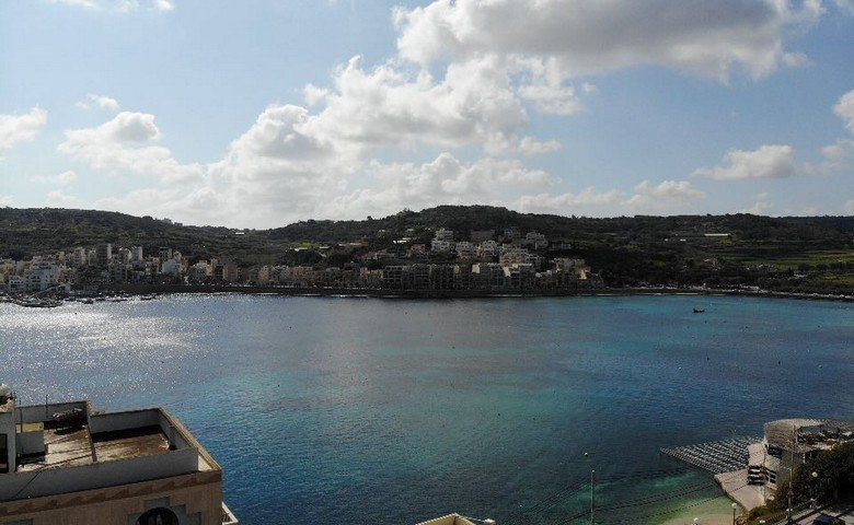 malta real estate: Sea views