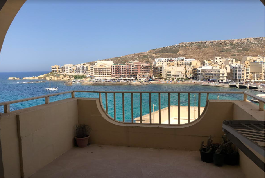 Property for sale in Gozo: Sea views