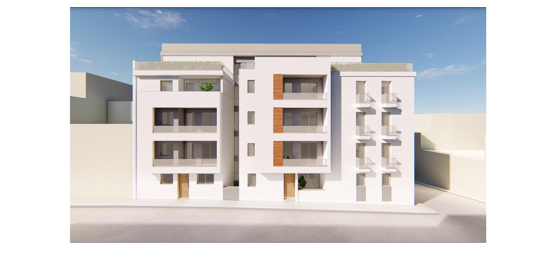 Houses for sale in Malta: New block