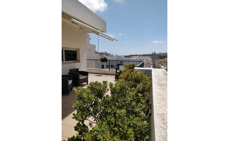 malta property agents penthouse to rent