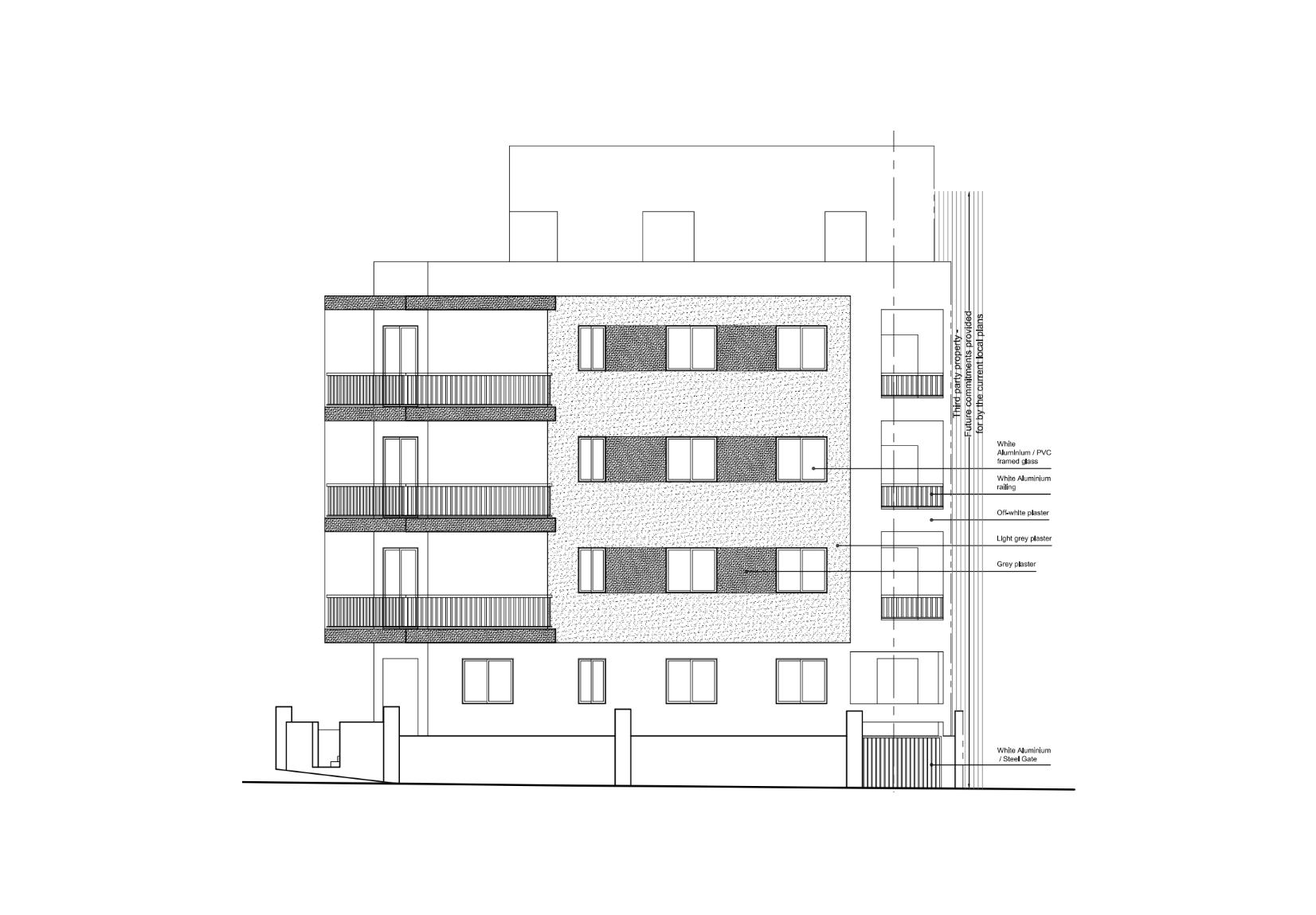 Real estate Malta: Front elevation