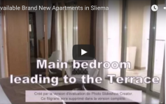 Video of promotion for our Brand New Apartments to Let in Sliema - Malta  malta, property malta, letting malta, real estate malta, simon mamo malta