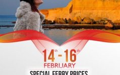 Cheaper fares to Gozo for Valentine weekend malta, property malta, letting malta, real estate malta, simon mamo malta