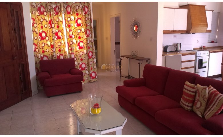 2205fb609 A nicely furnished three bedroom apartment in Mellieha for rent : Ref No 78