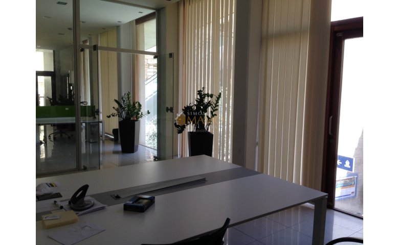 commercial property malta 135sqm modern office to let in valletta