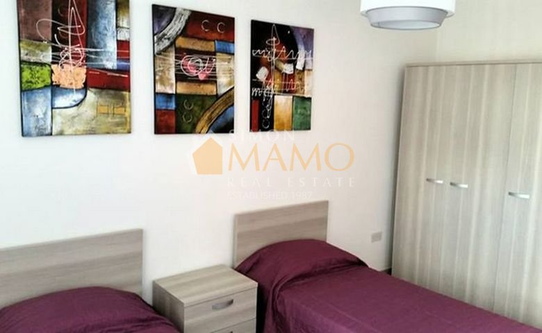 Apartments For Rent In Malta Flat In St Julian's With 48 Bedrooms New Apartments For Rent Two Bedrooms Model Property
