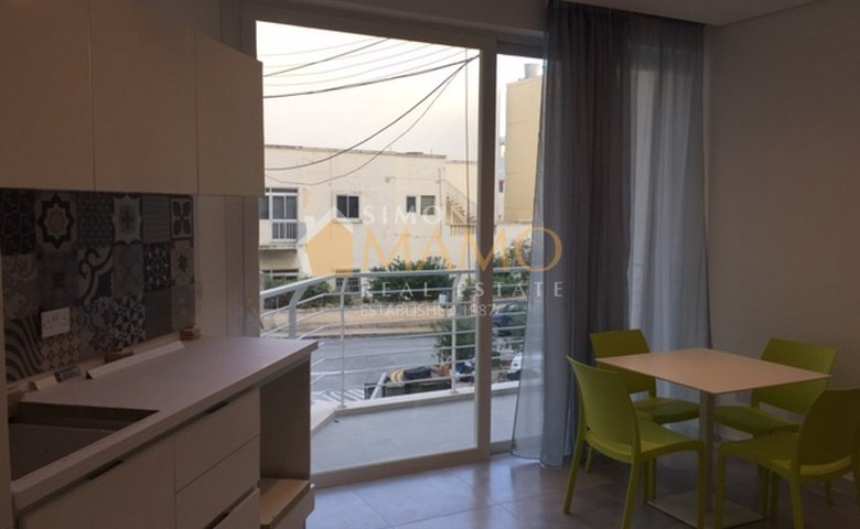 Exceptional Apartments For Rent In Malta: St Julianu0027s Studio Flat For Rent : Ref No  34852