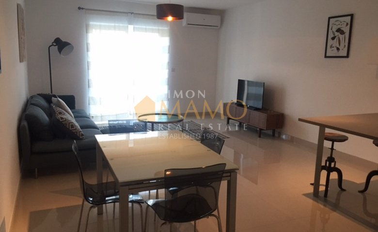 Apartments For Rent In Malta: Gzira 3 Bedroom Flat To Let : Ref No 35152