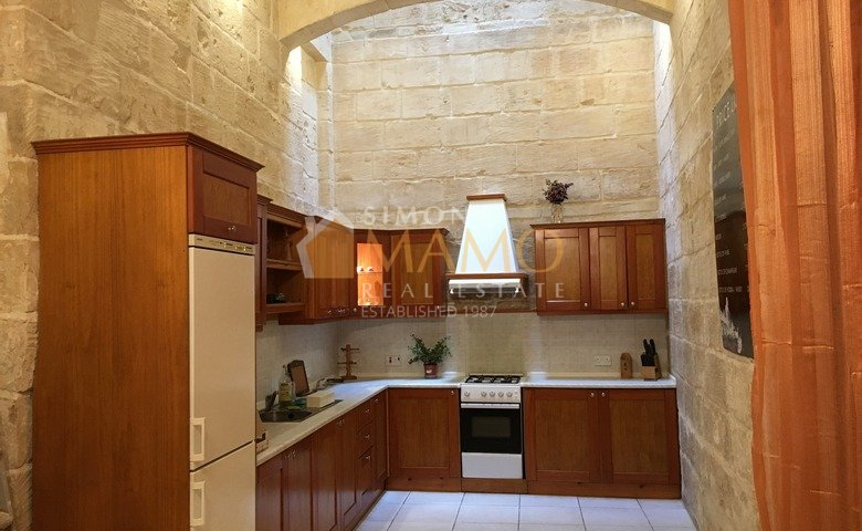 Real Estate Malta Naxxar House Of Character For Rent With 3 Bedrooms Ref No 35226