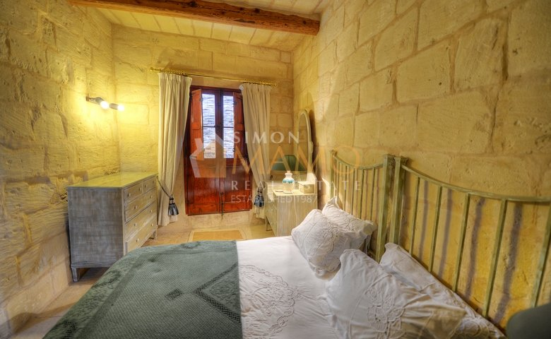 Real Estate Malta House Of Character With 4 Bedrooms In Lija Ref No 634