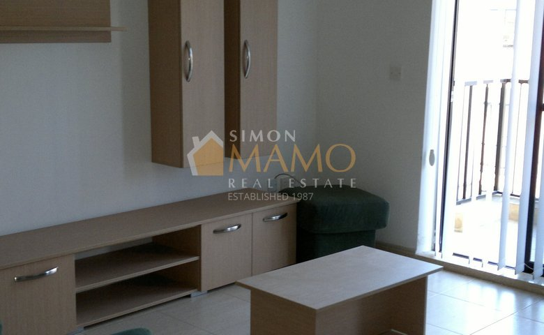 Apartments For Rent In Malta: Qawra Flat To Let With 3 Bedrooms : Ref No  35692