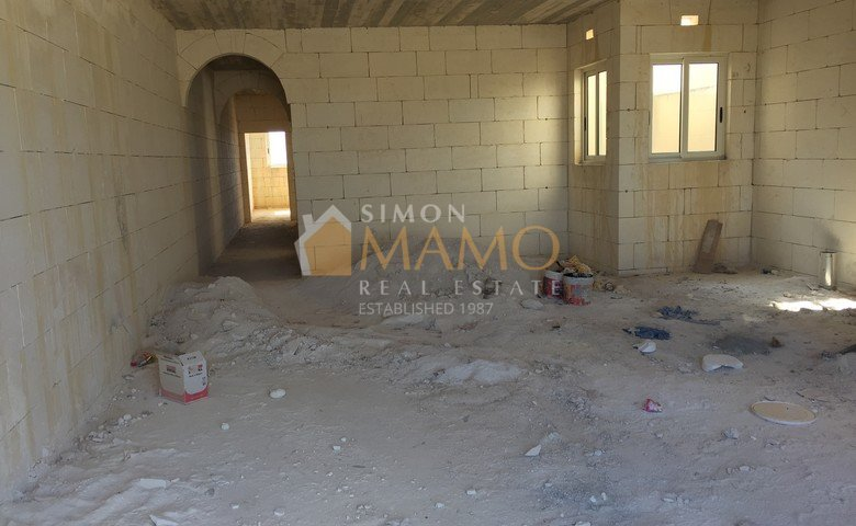 Gozo Apartments For Sale: Shell Form Penthouse In Nadur For Sale : Ref No  36875